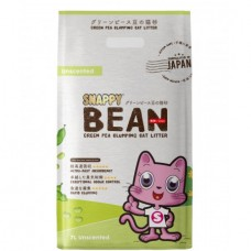 Snappy Bean Green Pea Cat Litter Unscented 7L