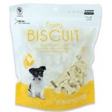 Bow Wow Biscuit Fruity Banana 220g