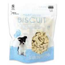 Bow Wow Biscuit Milk & Calcium 220g