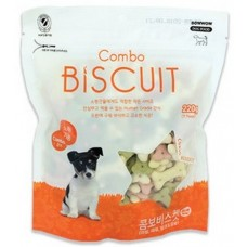 Bow Wow Biscuit Combo 220g