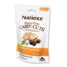 Nutrience Grain Free Cabin Cuts Turkey with Sage 170g