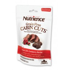 Nutrience Grain Free Cabin Cuts Venison with Cranberry 170g