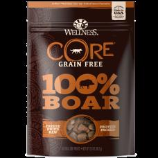 Wellness Dog Core Freeze Dried Treats 100% Boar 2oz