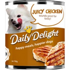 Daily Delight Energy Lift Juicy Chicken 180g