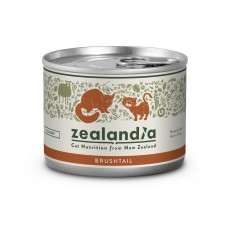 Zealandia Wild Brushtail in Broth Cat Canned Food 185g