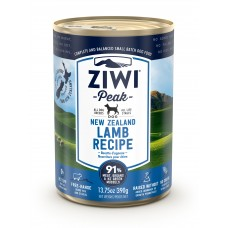 Ziwipeak Dog Lamb Recipe 390g