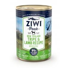 Ziwipeak Dog Tripe & Lamb Recipe 390g ( 12can )