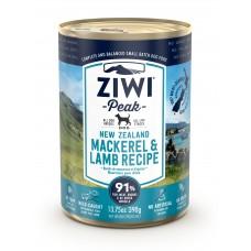 Ziwipeak Dog Mackerel & Lamb Recipe 390g