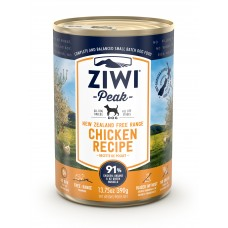 Ziwipeak Dog Chicken Recipe 390g ( 12can )