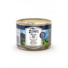 ZiwiPeak Cat Beef 185g (12can )