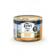 ZiwiPeak Cat Chicken 185g (12can )