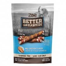 Zoë Better Than Rawhide BBQ Chicken Twists 12pcs 148g