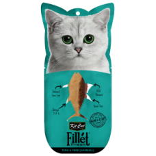 Kit Cat Fillet Fresh Tuna & Fiber (Hairball) 30g