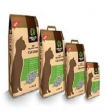 Nature's Eco Recycled Paper Cat Litter 30L (5 Packs)