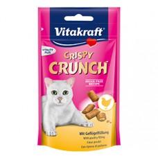 Vitakraft Crispy Crunch With Poultry 60g