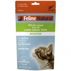Feline Natural Lamb Green Tripe Freeze Dried Booster 57g