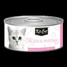 Kit Cat Deboned Chicken & Whitebait 80g
