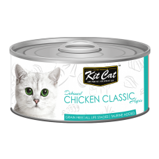 Kit Cat Deboned Chicken Classic 80g