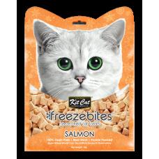 Kit Cat Freeze Bites Cat Treats Salmon Flavour 15g