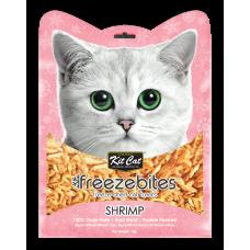 Kit Cat Freeze Bites Cat Treats Shrimp Flavour 15g