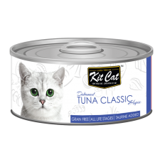 Kit Cat Deboned Tuna Classic 80g