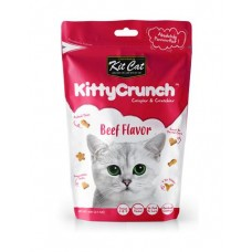Kit Cat Kitty Crunch Beef Flavour 60g
