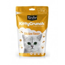Kit Cat Kitty Crunch Chicken Flavour 60g