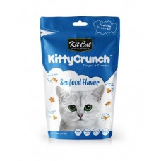Kit Cat Kitty Crunch Seafood Flavour 60g