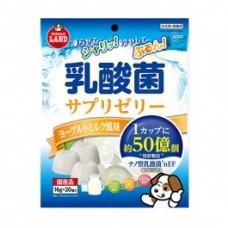 Marukan Supplement Treats Jelly Yogurt 16g x20cup