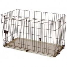 Marukan Dog Cage Sliding Door Large