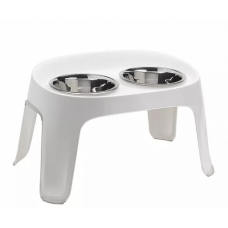 "Moderna  Skybar Food Bowl Stand 8"" 20cm Hight"