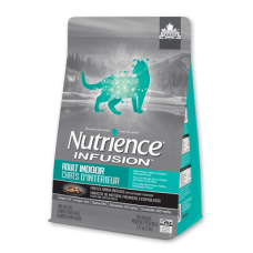 Nutrience Infusion Healthy Adult Indoor 5kg