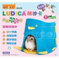 Alice 'Ludica Puzzle Home for Hamsters (Blue Penguin) AE128