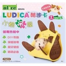 Alice 'Ludica Puzzle Home for Golden Hamsters (Big Kangaroo) AE131