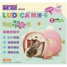 Alice 'Ludica Puzzle Home for Rabbits (Lion Pink) AE132