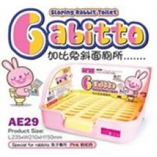 "Alice ""Gabitto"" Sloping Rabbit Toilet AE29"