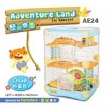 Alice Adventure Land (Small/Double Deck) AE24 Blue