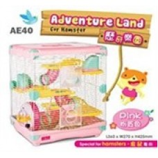 Alice Adventure Land (Large/Double Deck) AE40 Pink