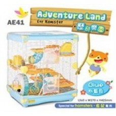 Alice Adventure Land (Large/Double Deck) AE41 Blue