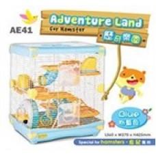 Alice Adventure Land (Large/Double Deck) AE41 Blue