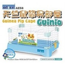 Alice Guinio Guinea Pig Cage AE58 Blue