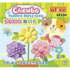 Alice Chewbo Flowers World Chew AE136 3Pc