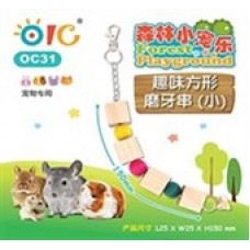 OIC Forest Playground - Funny Chew Toy(S) OC31
