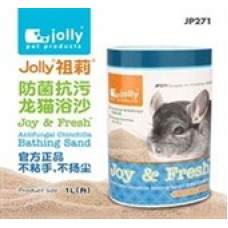 Jolly Antifungal Chinchilla Bathing Sand-1 lit JP271