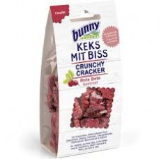 Bunny Nature Crunchy Cracker Beetroot 50g BUN11616