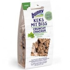 Bunny Nature Crunchy Cracker Parsley 50g BUN11621