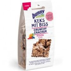 Bunny Nature Crunchy Cracker Fruit 50g BUN11626