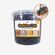 Supergrub Micro Dried Crickets 400g