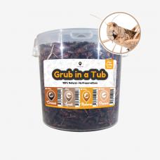 Supergrub Micro Dried Locust 400g