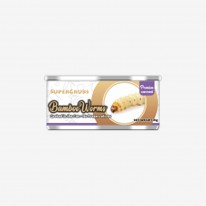 SuperGrub Canned Bamboo Worms 35g